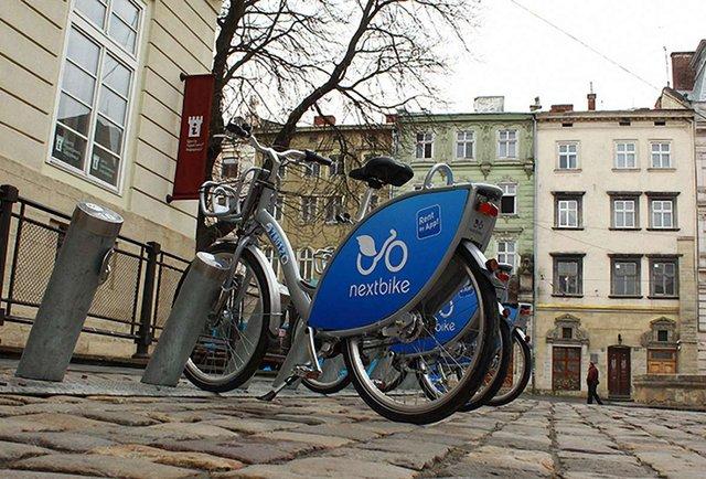7a71089d11fb90 Велопрокат Nextbike у Львові: як це працює - ZAXID.NET