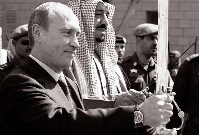 Саудівська стратегія Росії