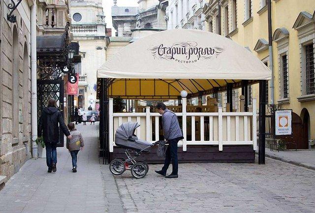 Найкращі і найгірші літні майданчики Львова