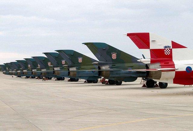 «Справа МіГ-21» у Хорватії: Російський слід і українські аргументи