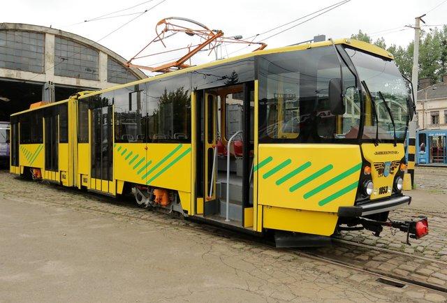 Нове життя старих трамваїв