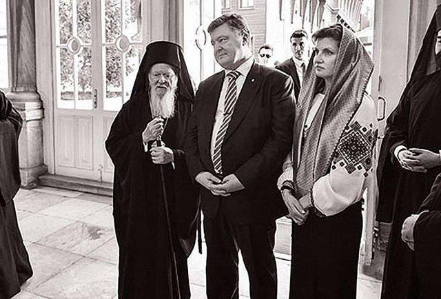 «Патріотичне» православ'я замість «канонічного»?