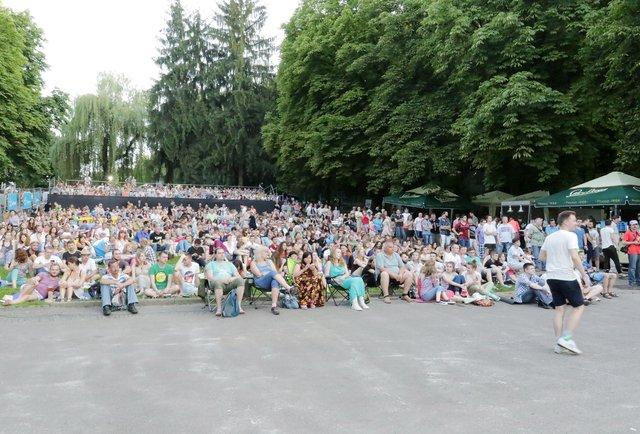 Alfa Jazz відкрився концертом львівського оркестру