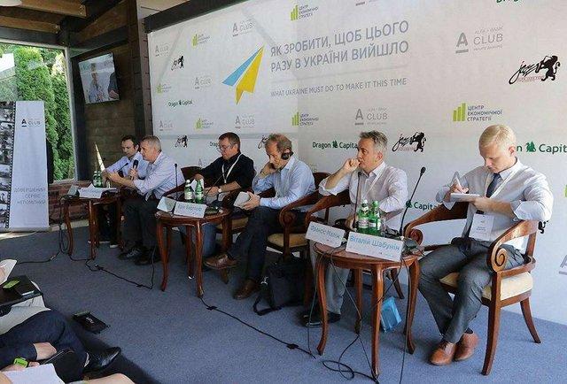 «Україну змінюють люди, а не державні інституції»