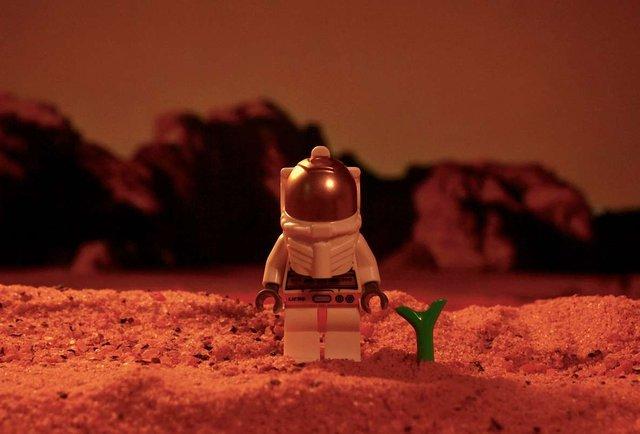 На старт, увага, Марс