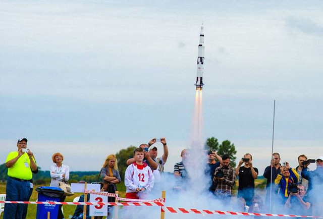 Космонавти з нашого села