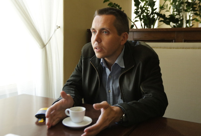 «Я хочу розповісти всьому світу, що відбувається в Криму»