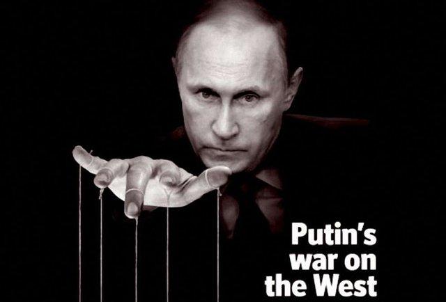 Холодна війна Путіна