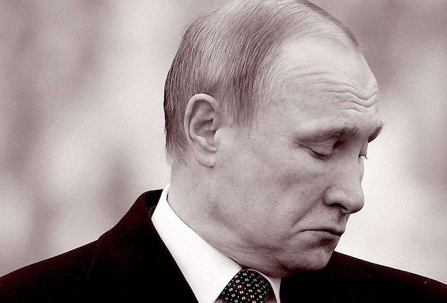 Якби Путін не був нездарою