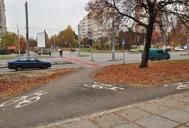 У Львові створять веломагістраль через усе місто