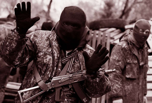 Окупація Донбасу