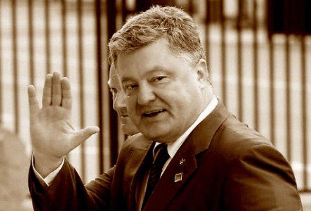 Президент миру в країні війни