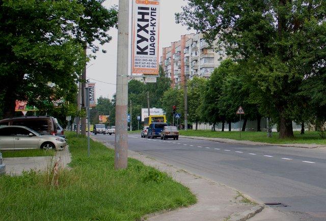 У Львові повністю перепланують вулицю Мазепи