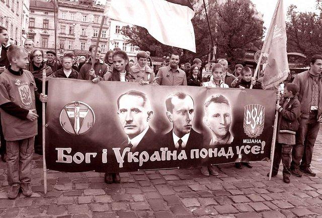 Чи увійде Україна до Європи з Бандерою на прапорі?