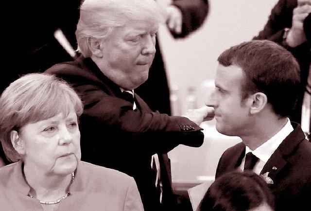 Російський душок і випробування Трампом