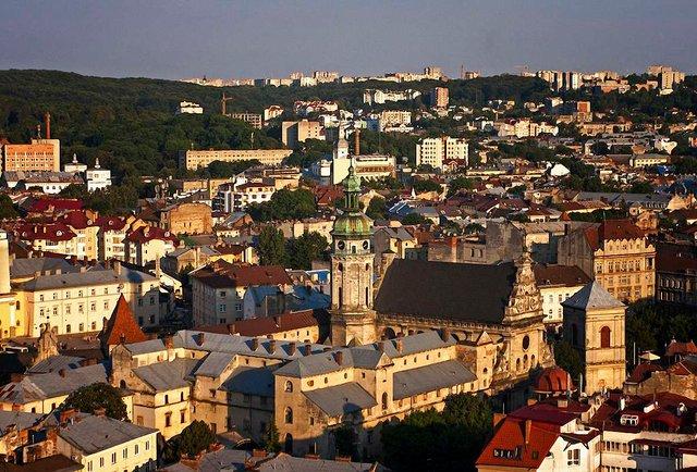 Є ідея для Львова? Є і гроші