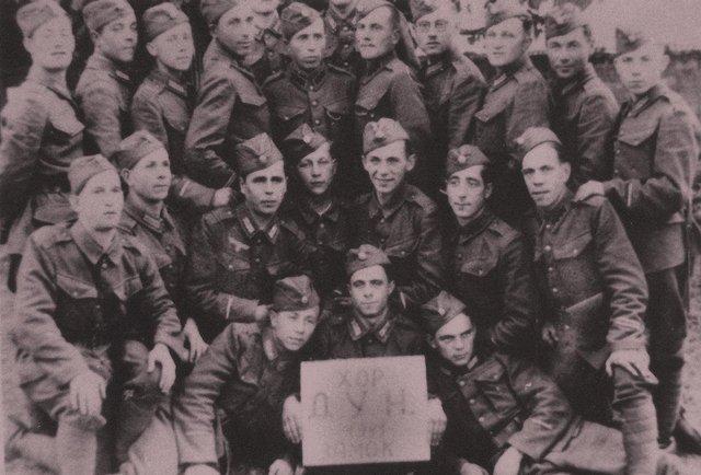 «Соловейки» і поліцаї в українській історії
