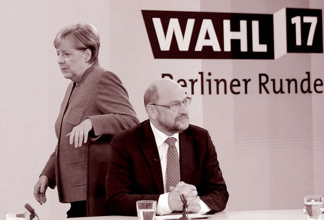 «Полювання» на Меркель