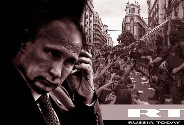 Посили російської пропаганди на тлі каталонського референдуму