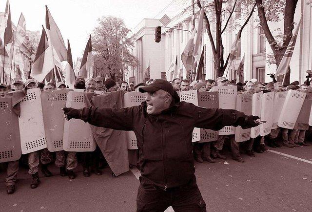 Провідник, ґей-прайд, Майдан: що по той бік від Москви