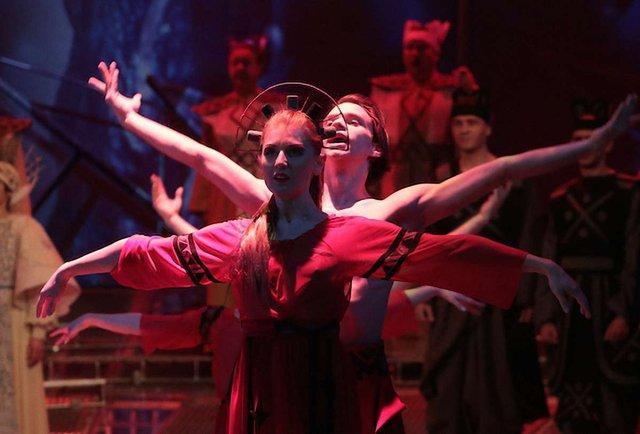 У Львові поставили заборонену 40 років тому  оперу