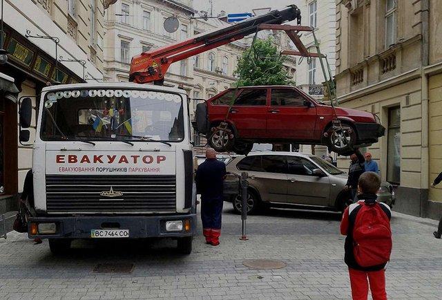 Паркуватись по-новому