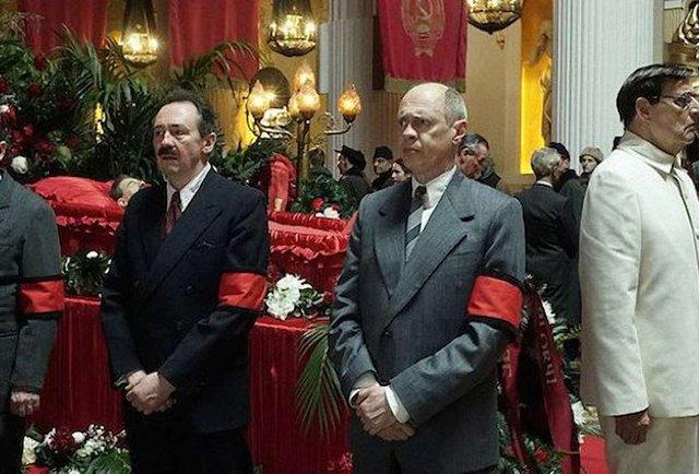 «Смерть Сталіна»: страшно смішно