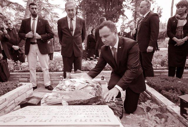 Поляки: випробування Ізраїлем