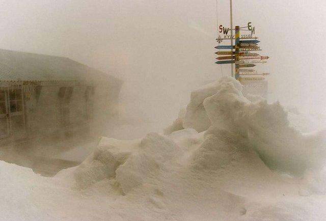 «Не той полярник, що не боїться холоду, а той, що тепло вдягається»