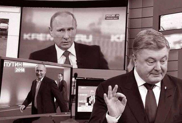 «Уроки» Путіна для Порошенка