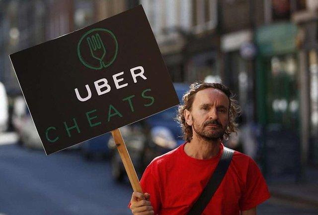 Uber: деградація замість революції
