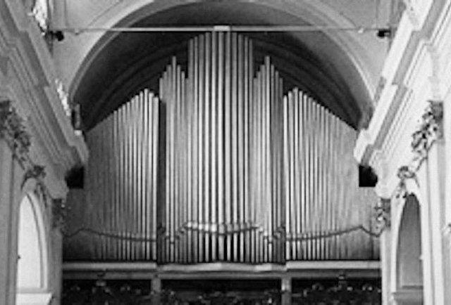 Великдень в Органному залі