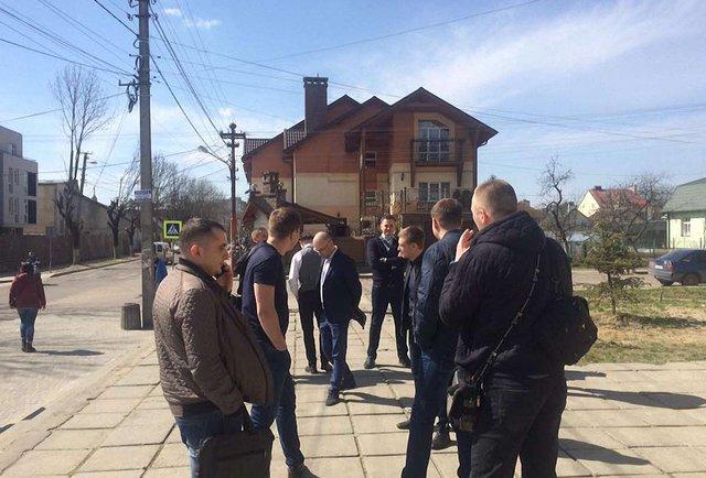 Керівника «Супутника» на Левандівці звинуватили у хабарництві