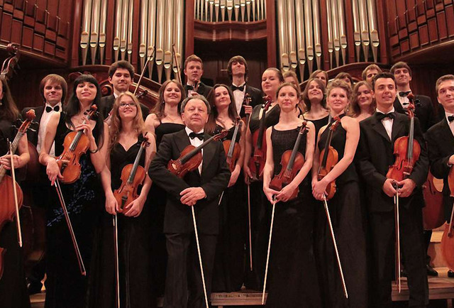 «У нашому оркестрі вся Україна вчиться»