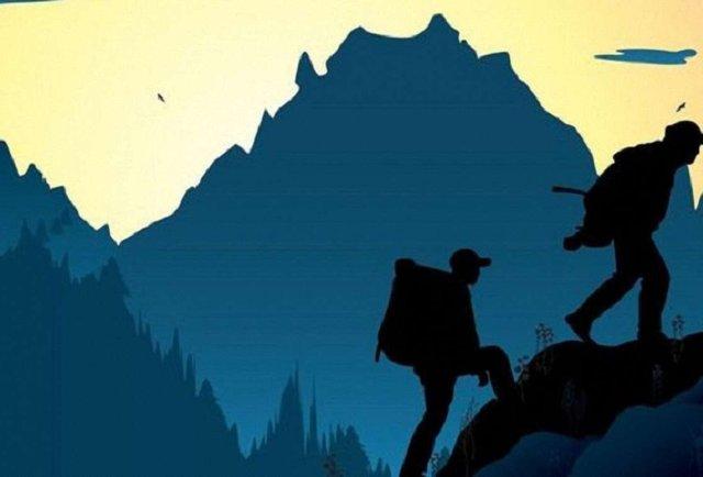 Хочу стати крутим альпіністом