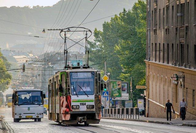 У Львові затвердили план розвитку транспорту до 2020 року
