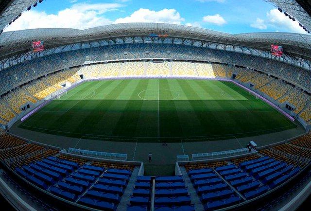 Збірна України зіграє важливий матч на порожній «Арені Львів». Чому так?