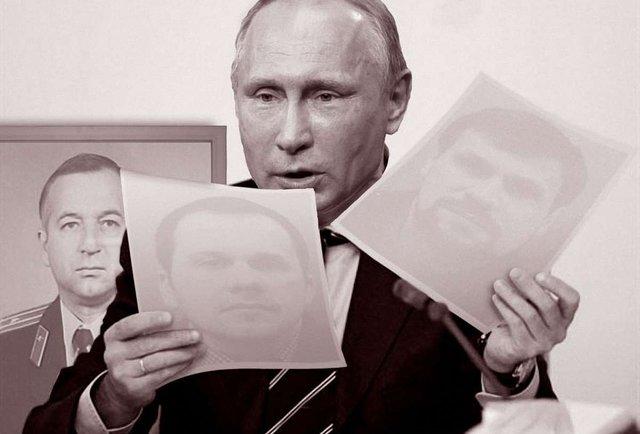 Самогубство Кремля в Солсбері