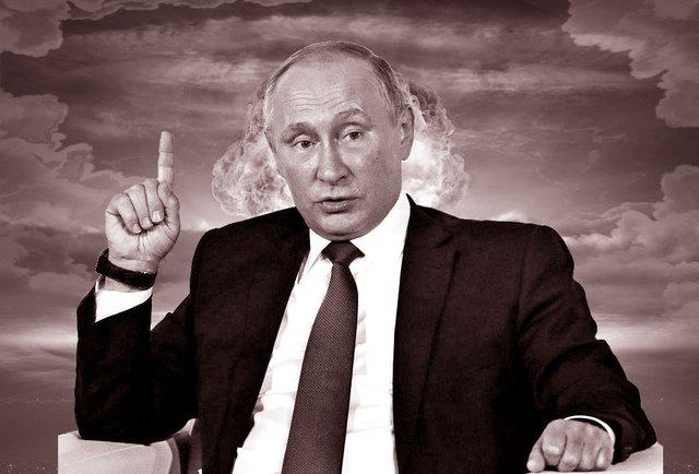 Ядерний рай Путіна