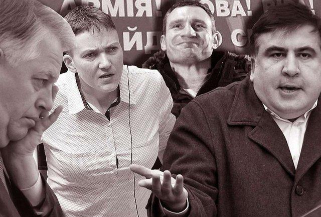 «Потопельники» Петра Порошенка