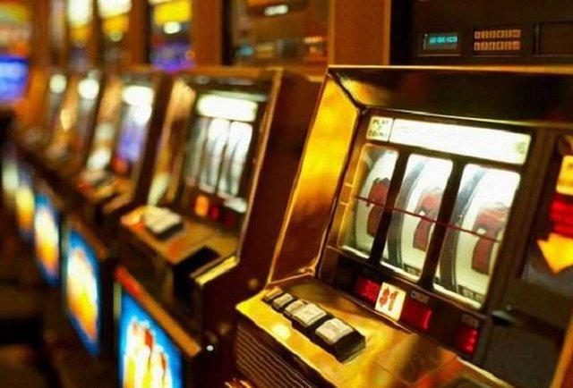 Ігрові автомати нелегальні