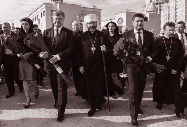 Гройсман, гендер і Блаженніший Святослав