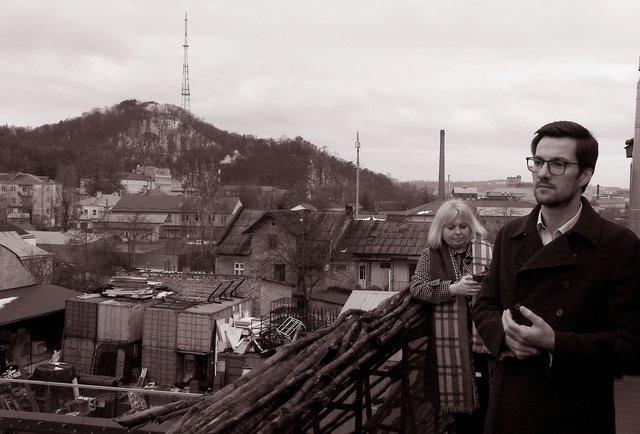 «Мені подобається, що Львів є дуже проєвропейським, що це місто з високою динамікою»