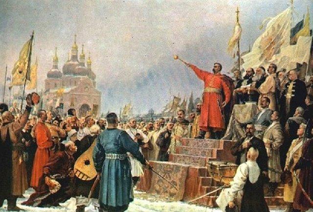 Переяславська рада як перша спроба Москви нав'язати «русский мир»
