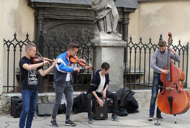У Львові затвердили нові правила для вуличних музикантів