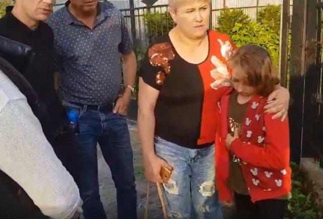 «Сусіди побачили налякану дитину і викликали поліцію»