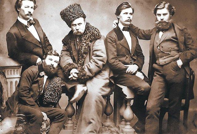 Український рух імперських еліт