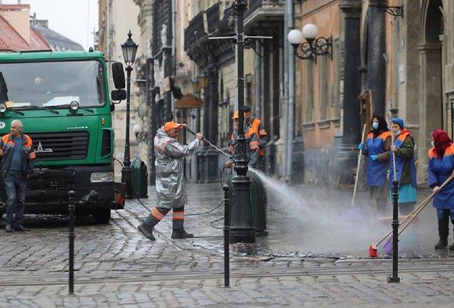 Головні новини Львова за 16 квітня