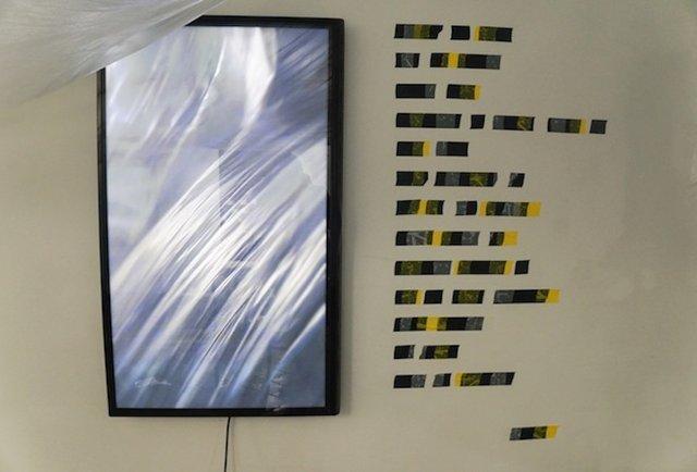 У галереї «Дзиґа» з'явилась кінетична інсталяція «Б.Н.»