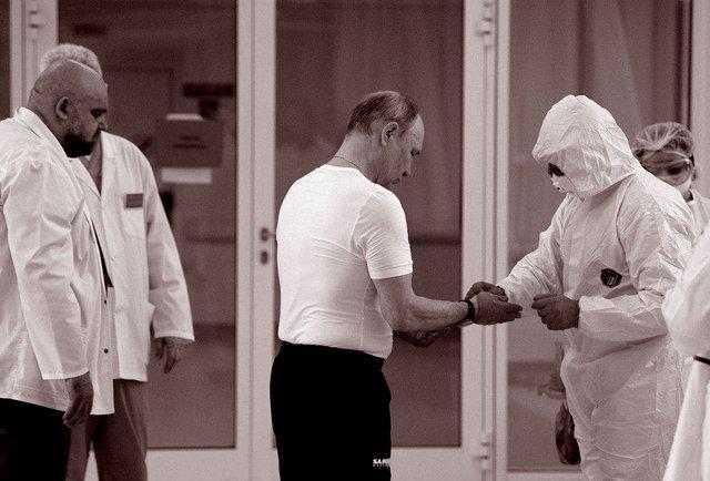 Нагодувати Путіна його власними ліками